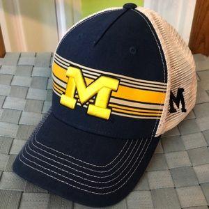 University of Michigan Vintage Baseball Cap